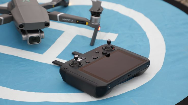 DJI Smart Controller Review - Newsshooter