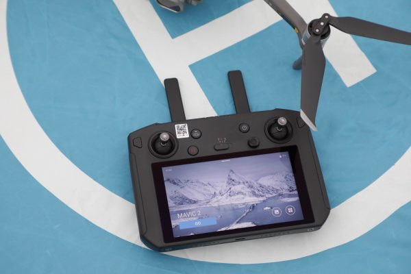 DJI Smart Controller for the Mavic Pro 2 and Mavic Zoom 2 Review