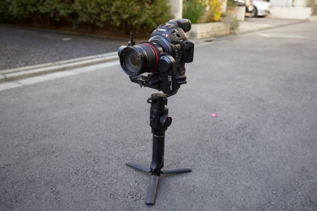 New firmware for the MOZA Air 2 - Newsshooter