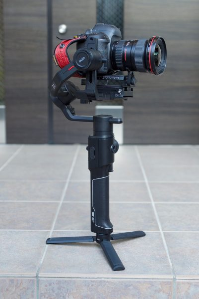 Moza Air 2 Gimbal Review Newsshooter