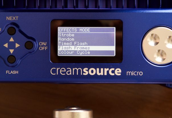 Creamsource Micro Colour Review
