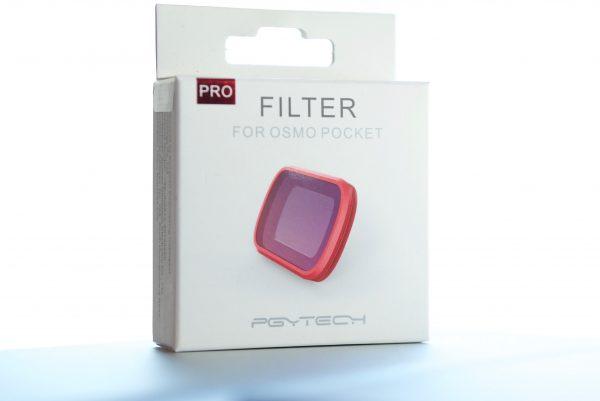 PGYTECH OSMO Pocket PRO ND/PL
