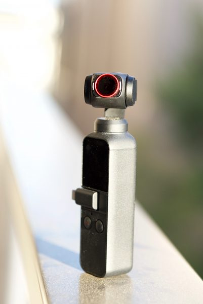 FREEWELL ND/PL filters for the DJI OSMO Pocket