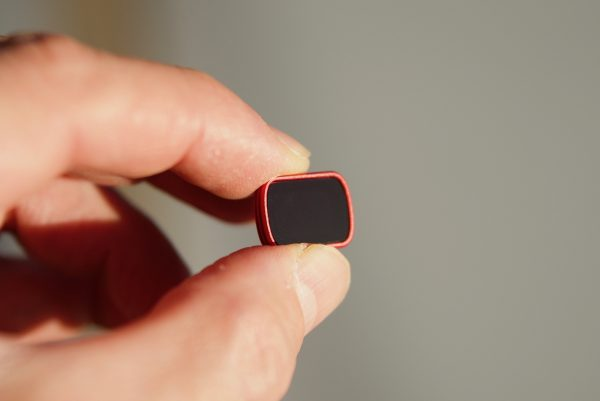 PGYTECH OSMO Pocket filter is very lightweight
