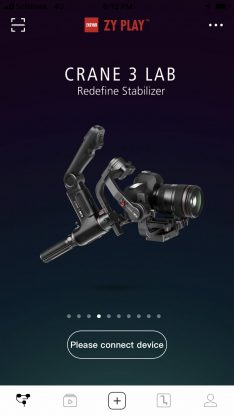 Zhiyun Crane 3 Lab Review