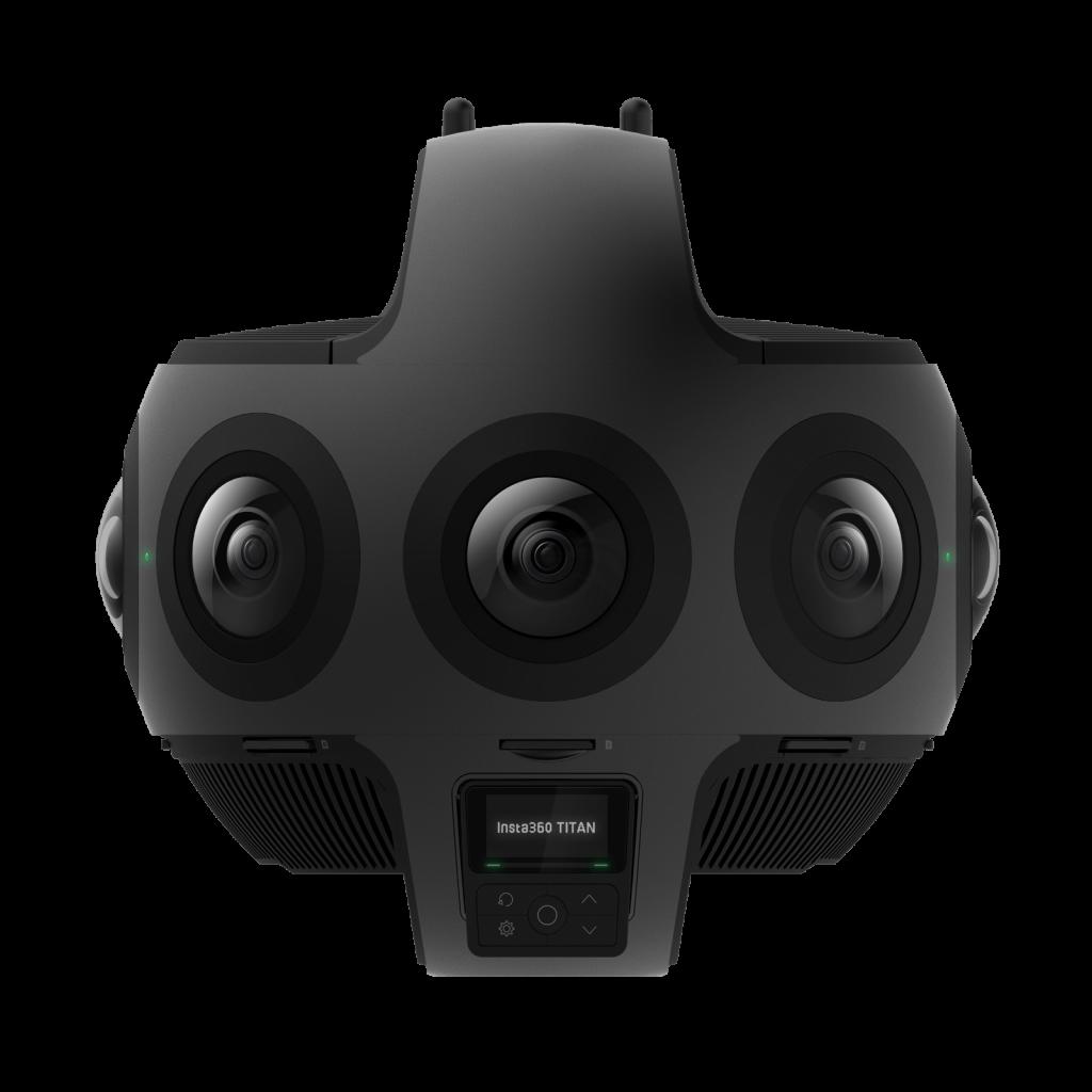 Insta360 Titan Front