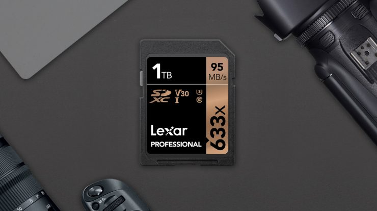 Lexar TB SD Card