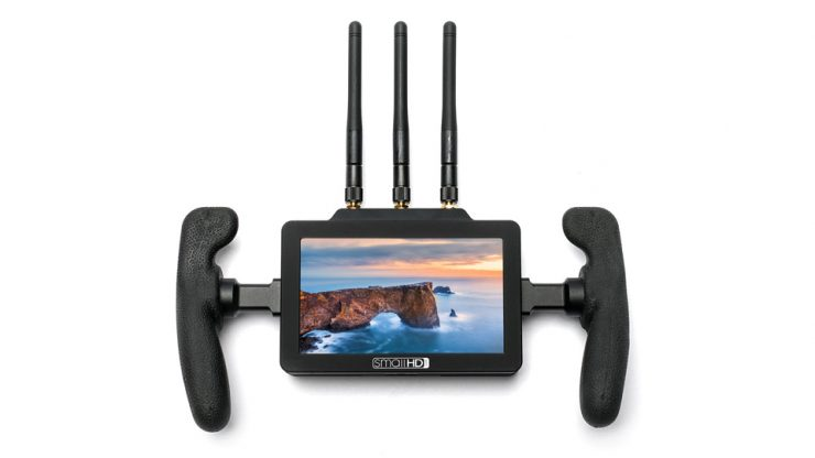 SmallHD Focus Bolt Sidekick RX