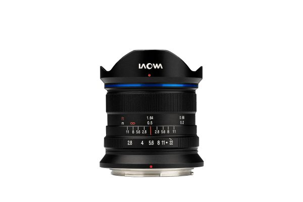 Laowa 9mm f/2.8 DL Zero-D