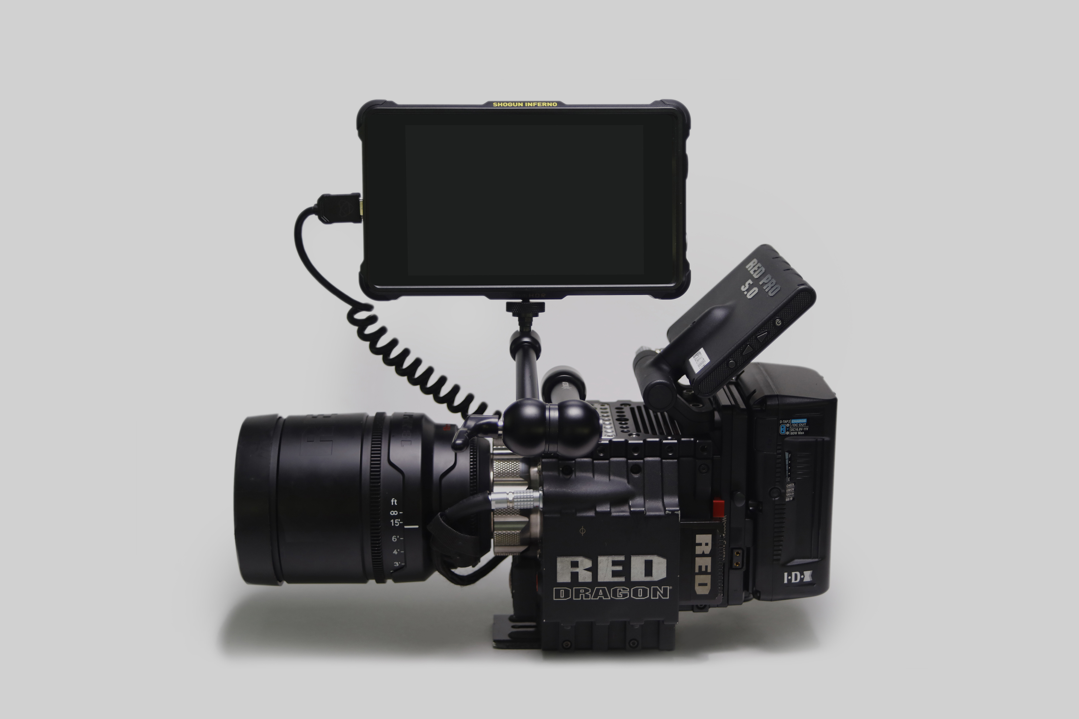 Atomos and RED announce a royalty based license agreement - Newsshooter