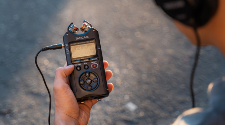 Tascam releases 3 new portable audio recorders