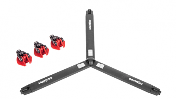 Sachtler announces a new Ground Spreader for the Flowtech 75 and 100
