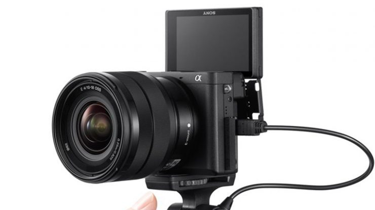 Sony announces new APS-C a6400 plus firmware 5 0 for a9, a7r