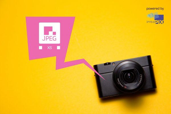 intoPIX 카메라 JPEG XS