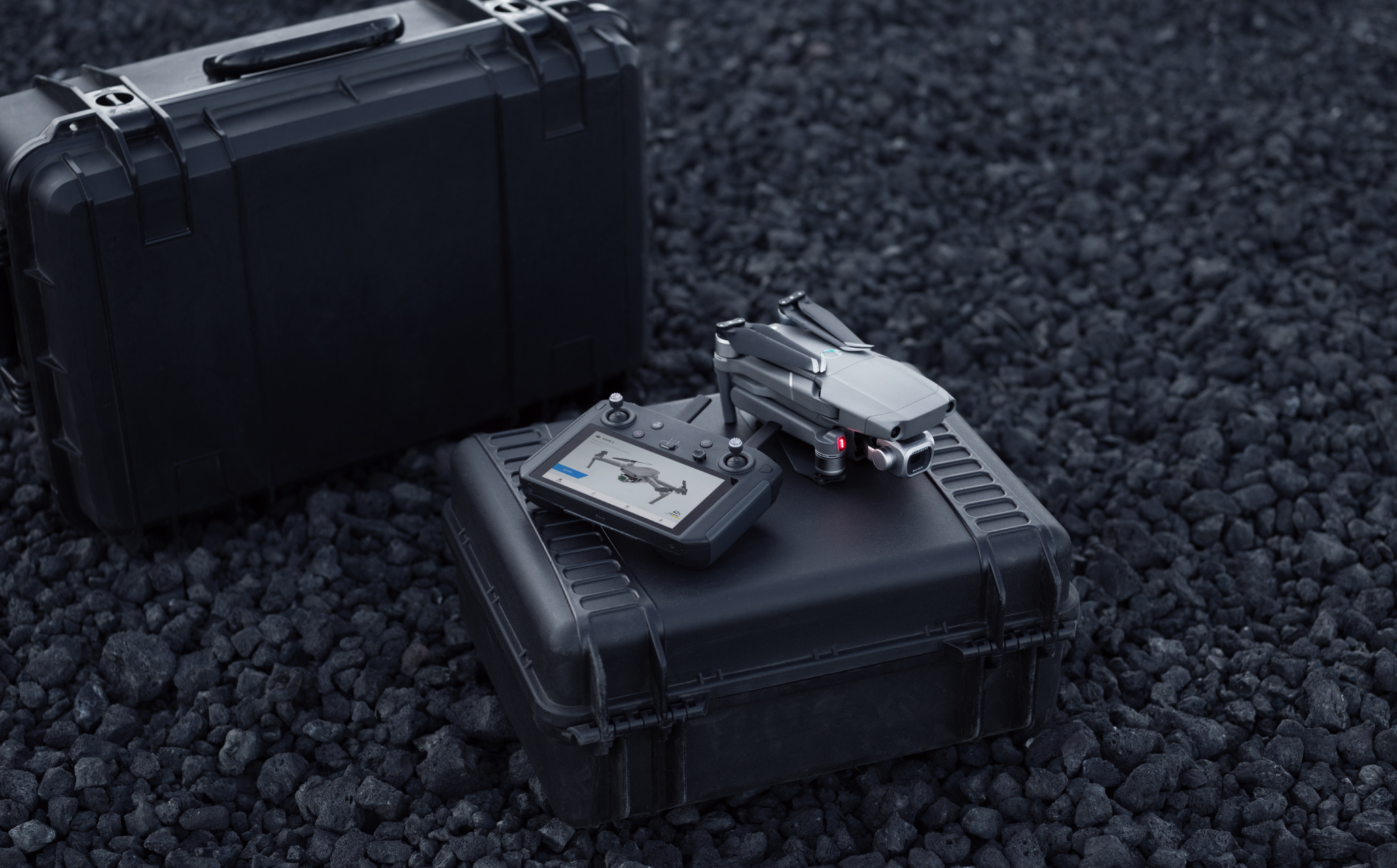 DJI Smart Controller for the Mavic 2 Pro and Mavic 2 Zoom - Newsshooter