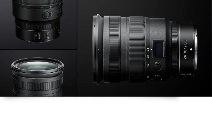 NIKKOR Z 24-70mm f/2.8 S.