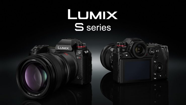 Panasonic releases firmware updates for Lumix Cameras - Newsshooter