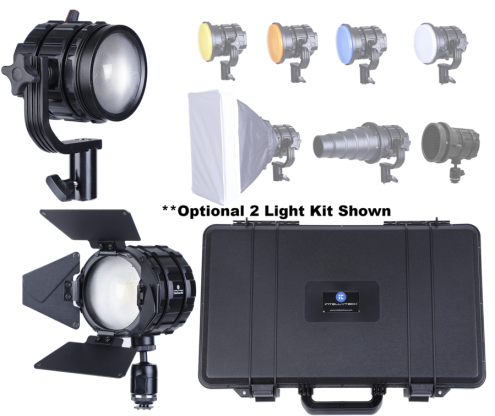 Pocket Cannon Mini 2 Light Kit