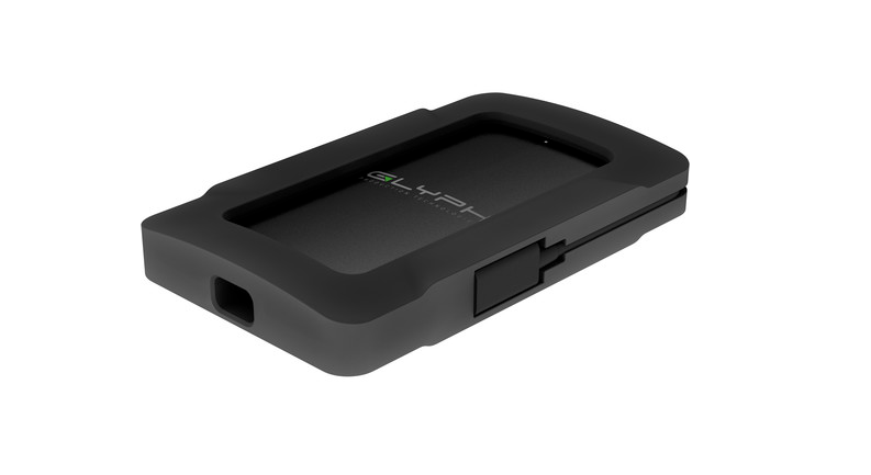 Glyph Atom Pro SSD and Thunderbolt 3 Docks