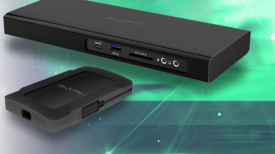 Glyph Atom Pro SSD and Thunderbolt 3 Docks