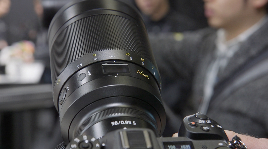 NIKKOR Z 58mm f/0.95 S Noct hands-on