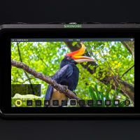 Atomos introduces 5″ Shinobi monitor with vloggers and photographers in mind