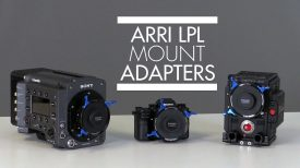 Wooden Camera ARRI LPL Mount Adapters Overview