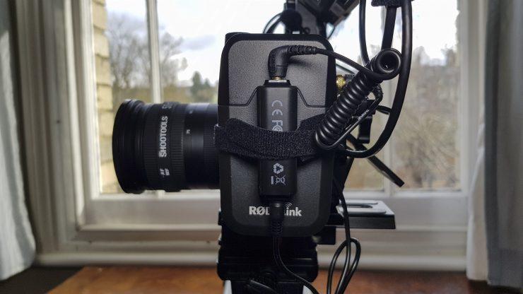 Blind Spot Power Junkie NP-F Review - Newsshooter