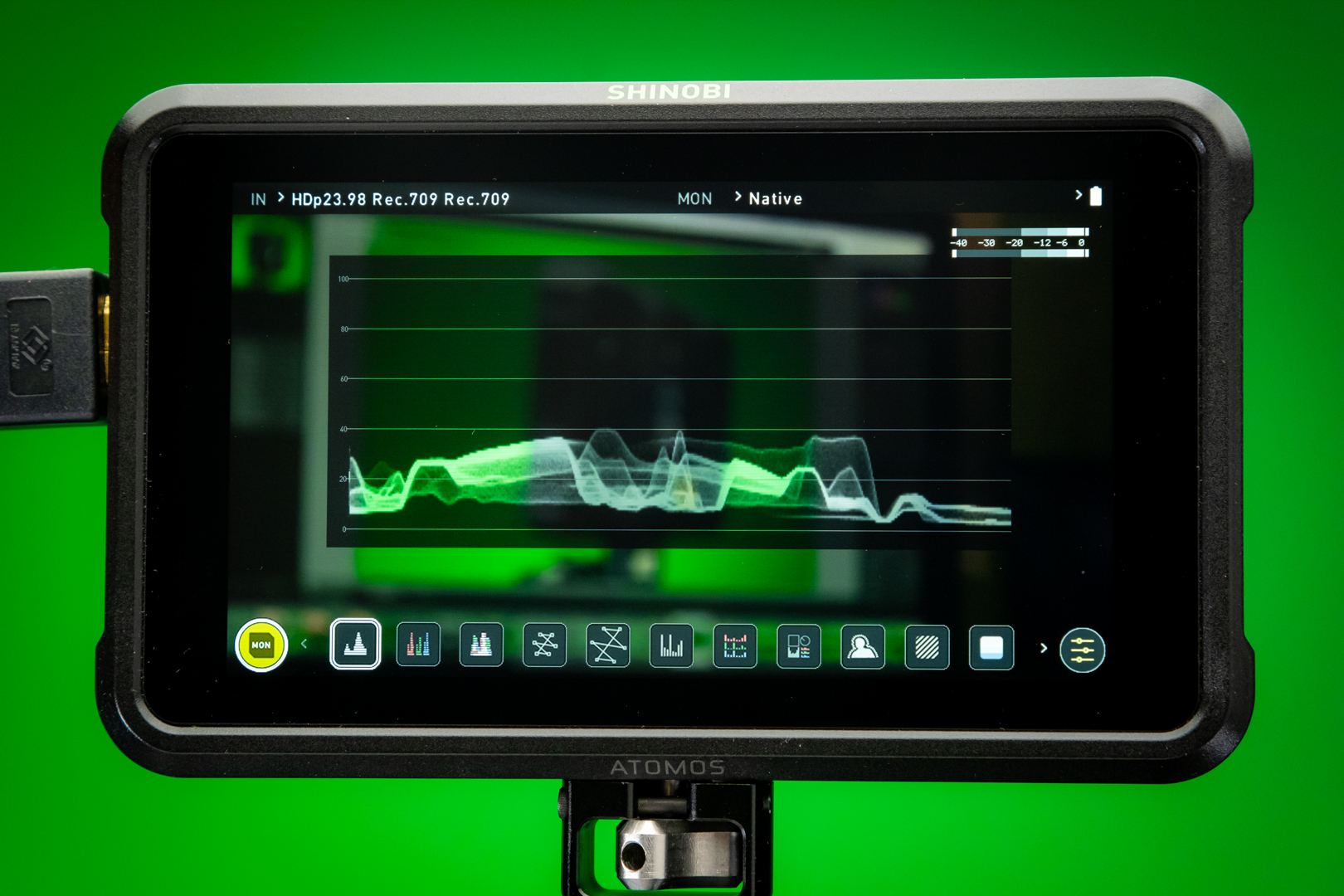Hands-on with the Atomos Shinobi  Is it good enough for pros