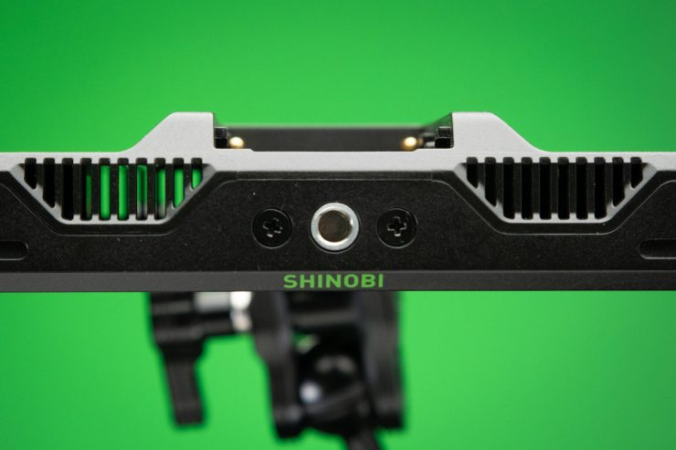 Atomos Shinobi top vents