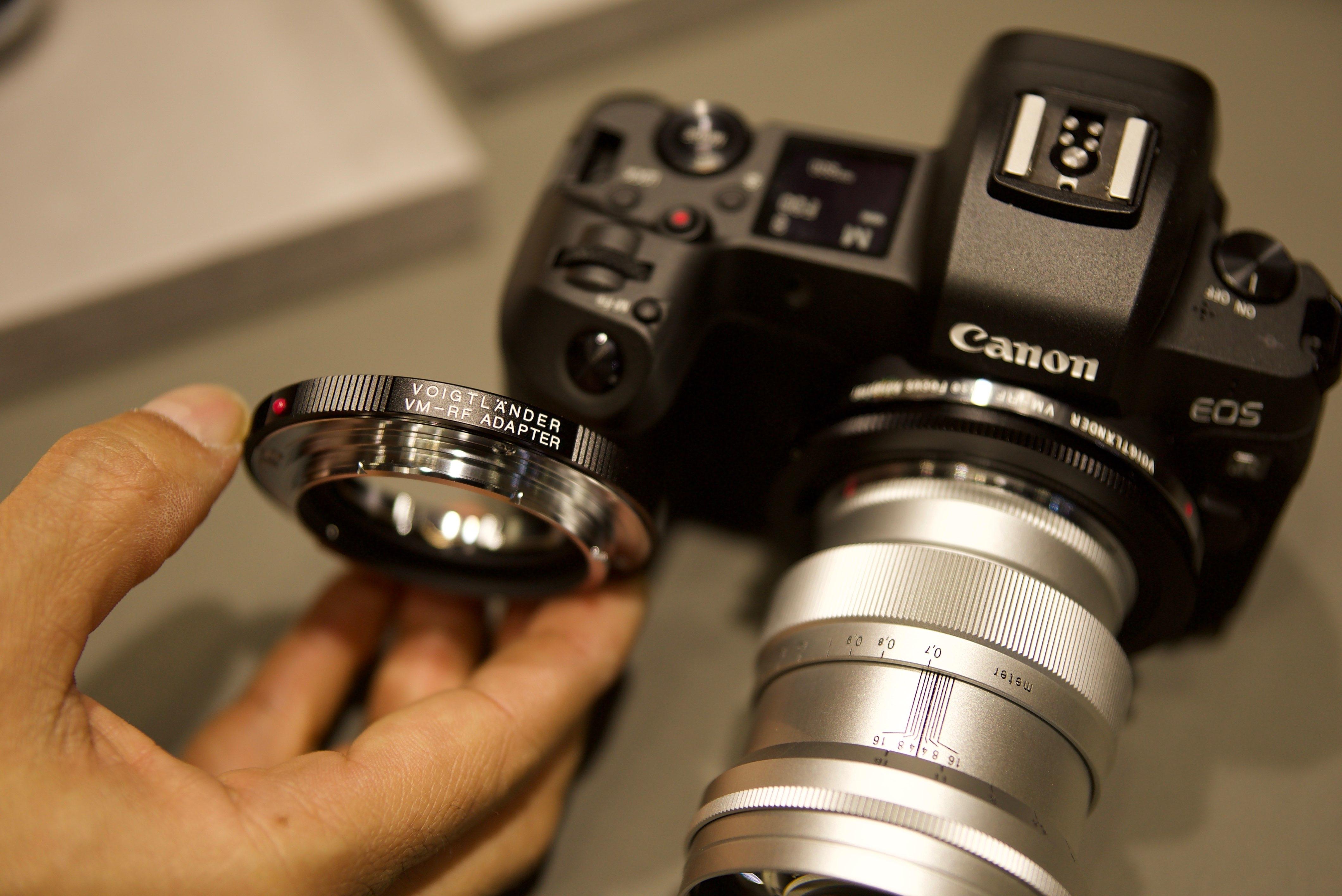 New Voigtlander NOKTON lenses at CP+ 2019