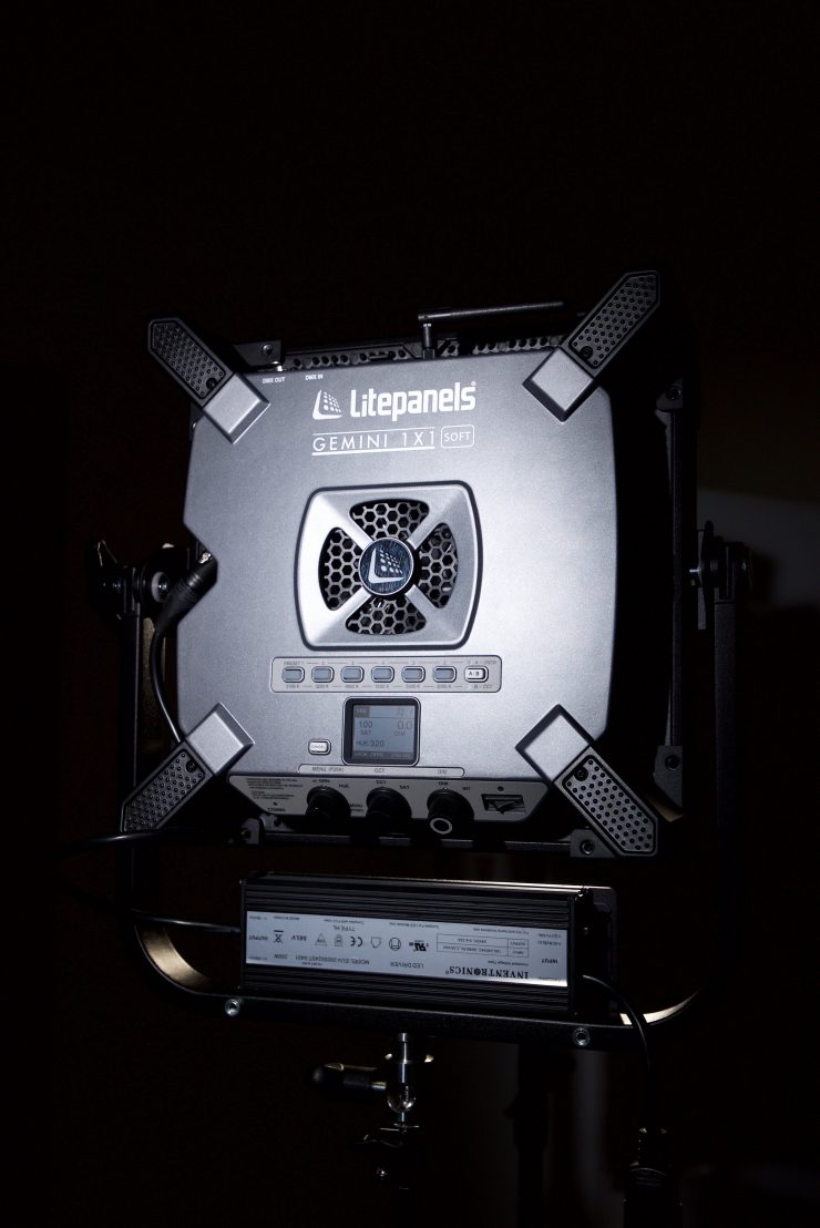 Litepanels Gemini 1x1 Soft Review