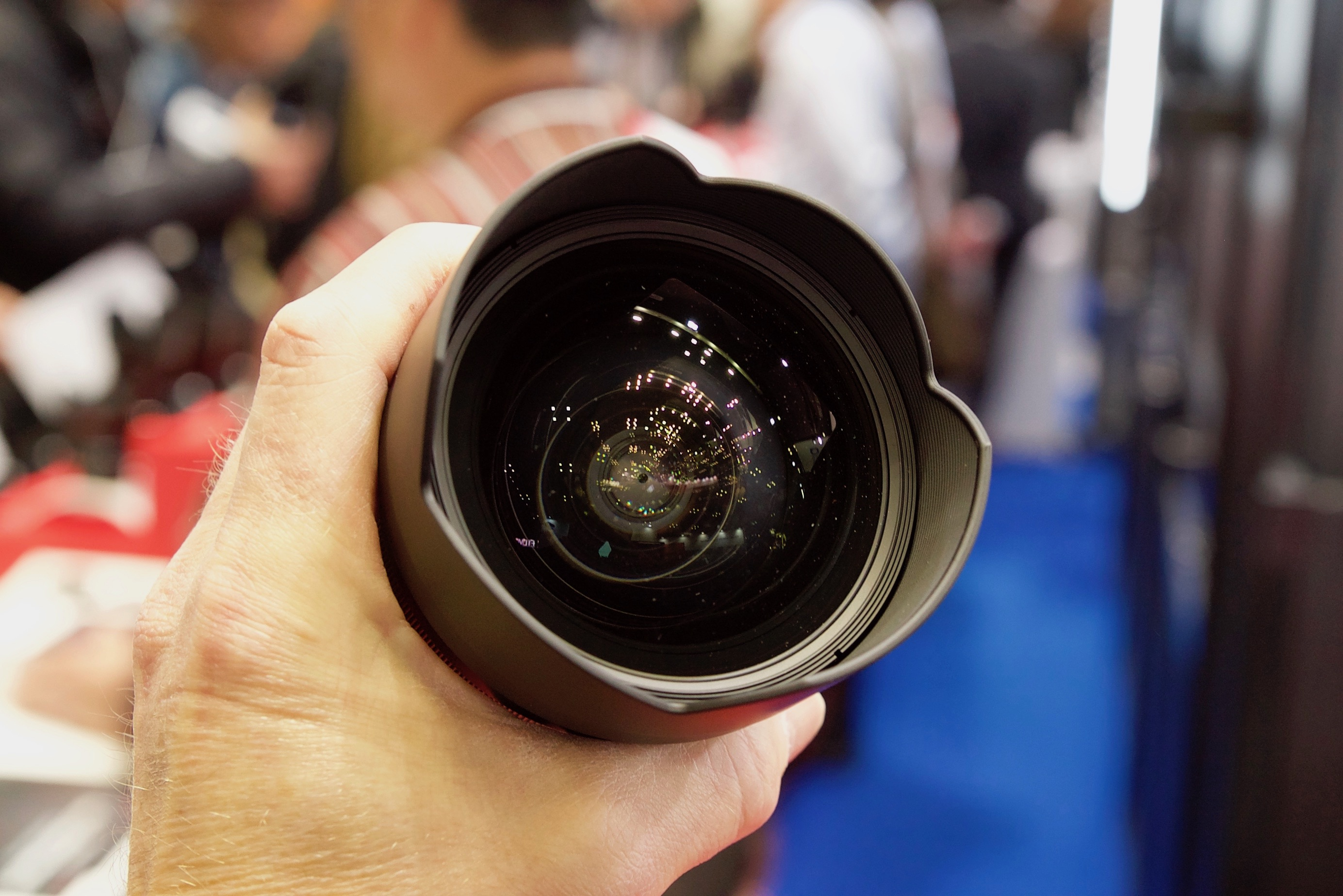 Tokina Opera 16-28mm F2.8 FF hands-on at CP+ 2019