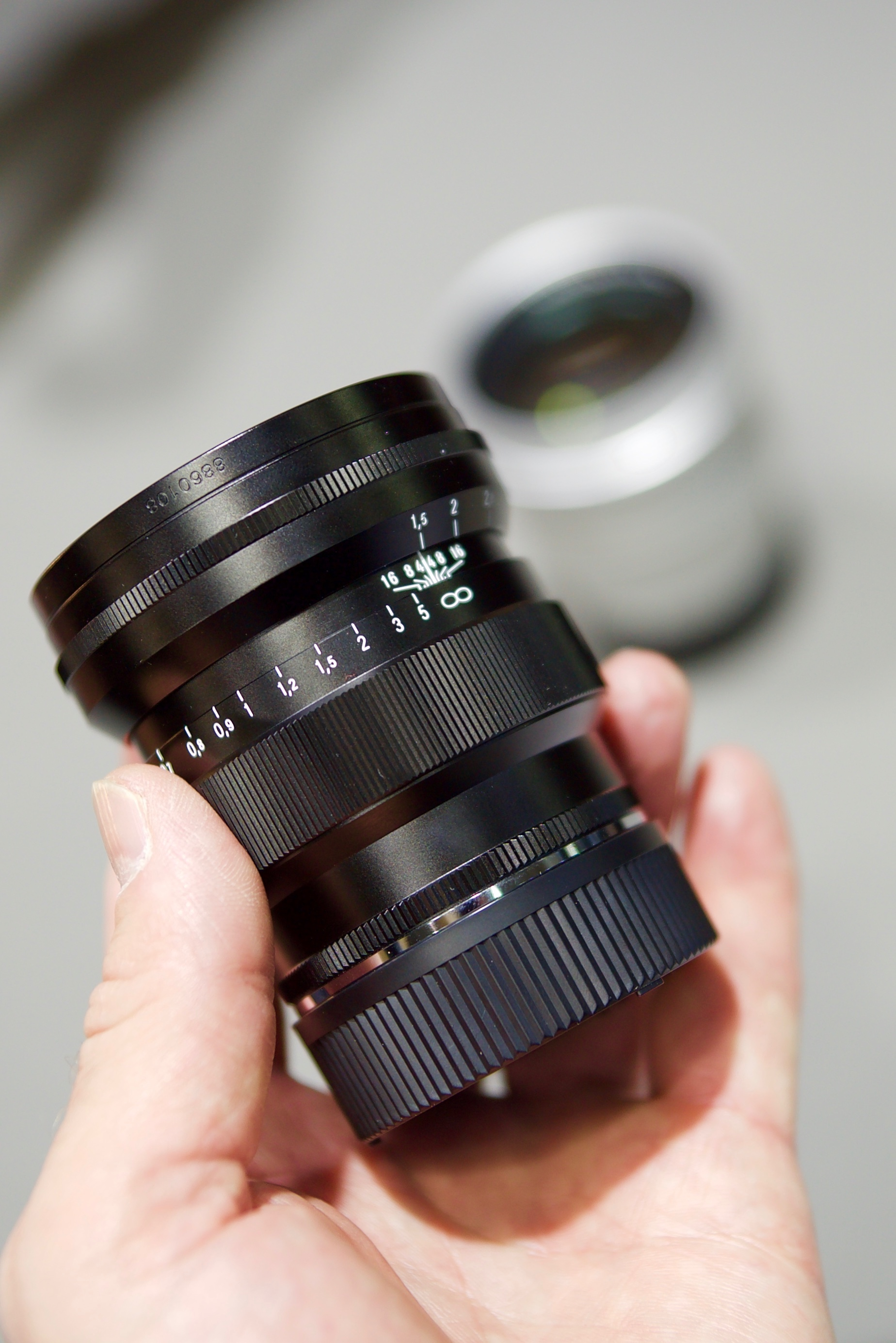 New Voigtlander NOKTON lenses at CP+ 2019