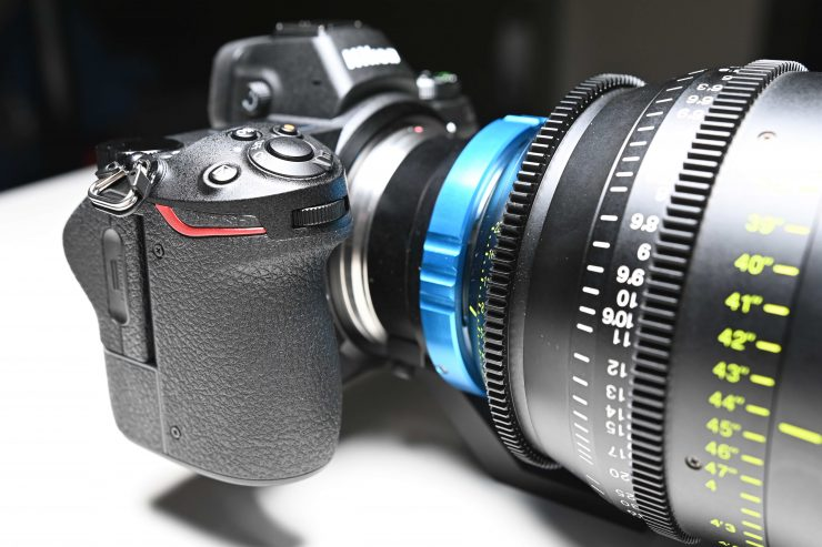 MTF LensAdapter PL to Nikon Z Mount Review