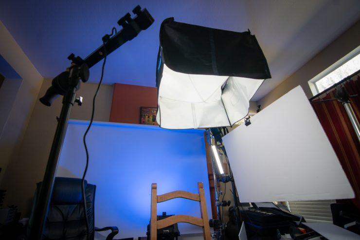 Erik shot with Spekular light setup