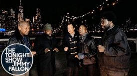 Jimmy Fallon and The Roots Sing In the Still of the Night Sneak Peak