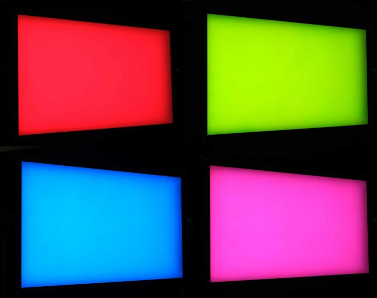 Ledgo LG G260 RGB colors