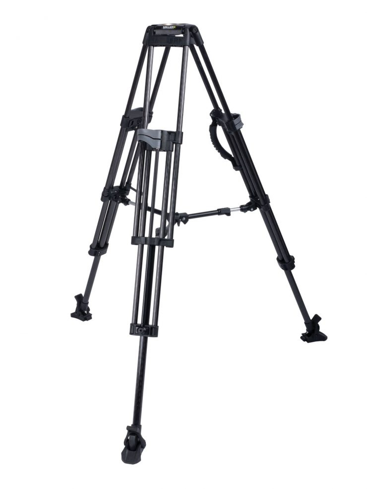 Miller announces new tripods