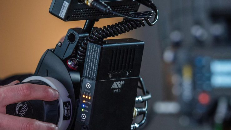 ARRI WVR-1s Wireless Video Receiver