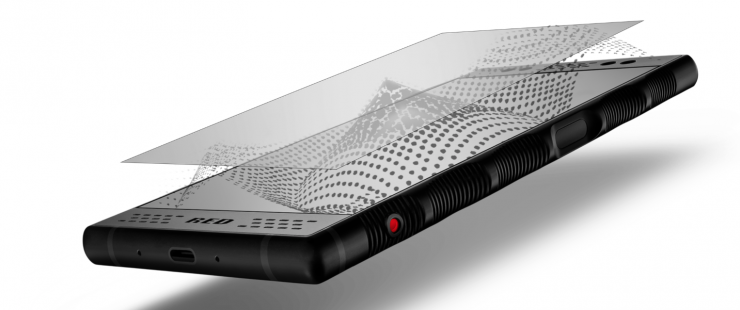 What is the future of the RED Hydrogen One?