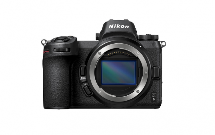 Nikon Z6 Full frame mirrorless camera