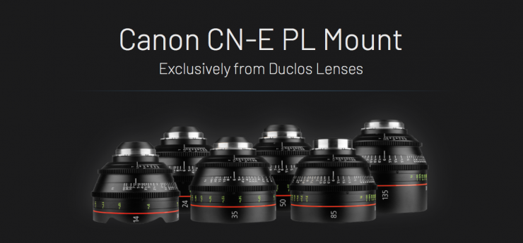 Canon CN-E Primes finally available in PL mount