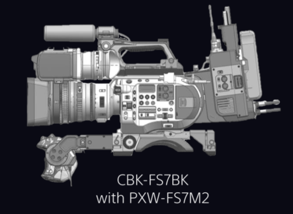 Sony CBK-FS7BK ENG Style Build-up Kit for FS7/FS7II