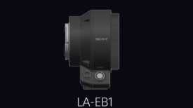 Sony LA-EB1 E/B4 Mount Adaptor for FS7/FS7II