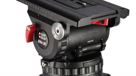 Camgear announces Elite Fluid Heads and 3S-FIX Tripods