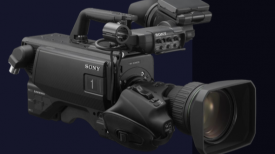 Sony announces the 4K HDR HDC-5500 camera