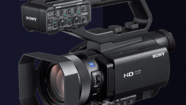 Sony announces the HXR-MC88