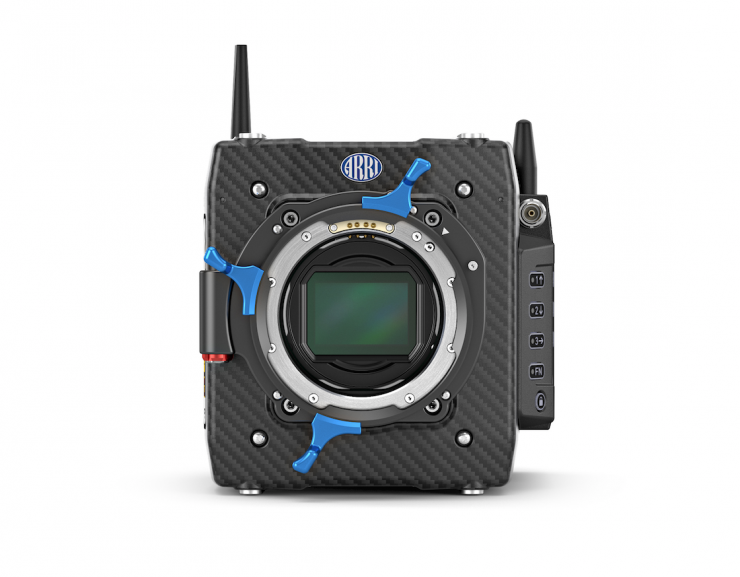 ARRI ALEXA Mini LF announced