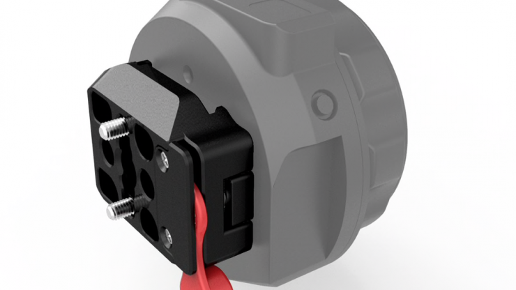 SmallRig Quick Release Clamp for Nucleus-Nano Hand Wheel Controller